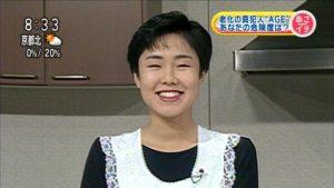 有働由美子24歳