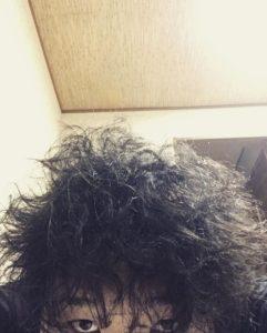 髪の毛の量