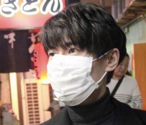 清野とおる 素顔 マスク画像