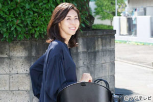 松嶋菜々子 長女 英語教育