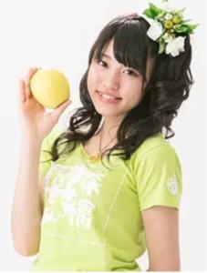 王林 出身大学 中学時代 りんご娘 画像