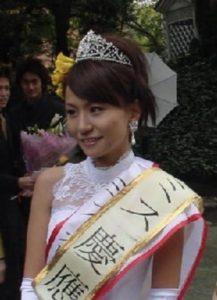櫻井翔 現在 彼女 元ミス慶応 高内三恵子2