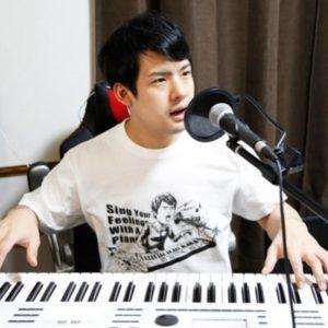 ゆゆうた とは ピアノ 画像