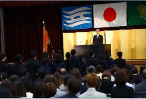 夢野台高等学校 画像