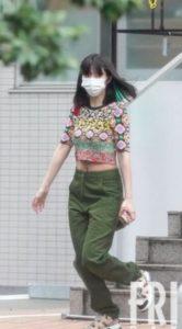池田エライザさんの 画像