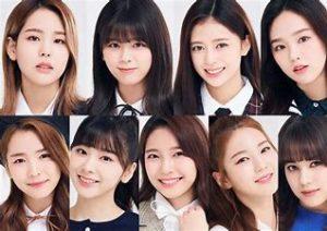 NiziU 韓国の反応 画像