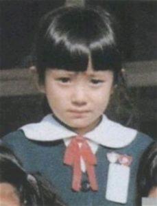 菅野美穂 子供 かわいい 顔 画像