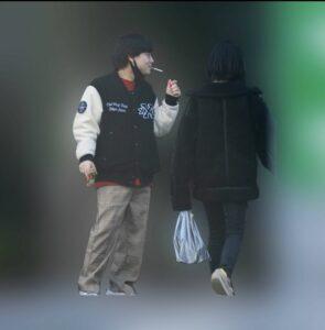 優里 クズ 喫煙 画像