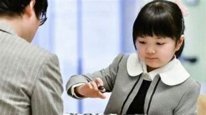 仲邑菫 かわいい 小学校 両親 画像