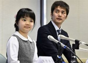 仲邑菫 かわいい 両親 画像