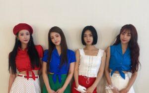 Brave Girls メンバー プロフィール 画像