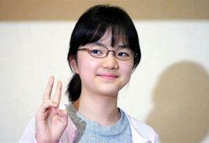 仲邑菫 かわいい メガネ まとめ 画像