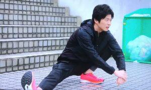 田中圭 血管 筋肉 汗 画像
