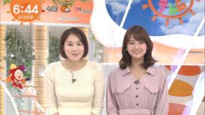 永尾亜子 足 お腹 太ってる 画像