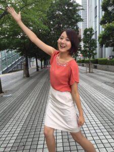 永尾亜子 足 体重 画像